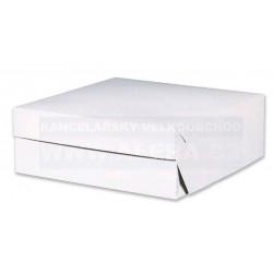 Zboží na objednávku - Krabice dortová 18x18x9cm /50ks