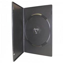 Box na DVD/1ks černý slim
