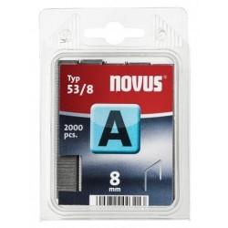 Spony do sešívačky 53/8 2000ks Novus