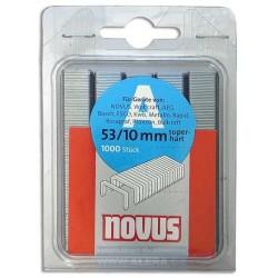 Spony do sešívačky 53/10 1000ks Novus