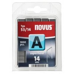 Spony do sešívačky 53/14 1000ks Novus