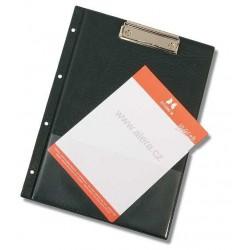 Deska psací podložka A4 horní klip eurozávěs plastik