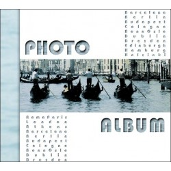 Obal na CD/1 kniha/CDCover/Photo venice