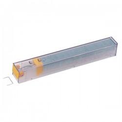 Zboží na objednávku - Spony do sešívačky Leitz 5550 5551 26/8 40listů žlutá