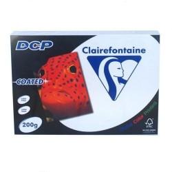 Papír DCP A3 200gr 250listů Clairefontaine coated 6862