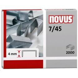 Spony do sešívačky 7/45 2000ks Novus