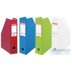 Zboží na objednávku - Archivní dokument box PVC A4 Esselte Vivida Economy 70mm