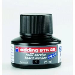 Náplň Edding BTK25 pro popisovače na bílé tabule 25ml