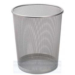 Drátěný program Junior koš na odpadky stříbrný