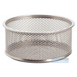 Drátěný program Sakota kelímek na spony malý DKL 1765 stříbrný