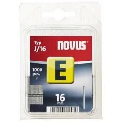 Zboží na objednávku - Hřebíky J16 1000ks Novus 044-0063