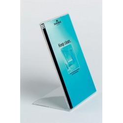 Informační stojánek A4 Durable 8596 2ks v balení