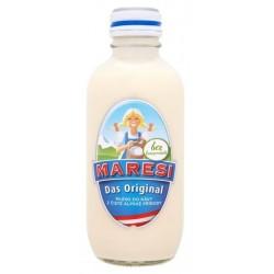 Smetana / mléko do kávy Maresi 250 g sklo