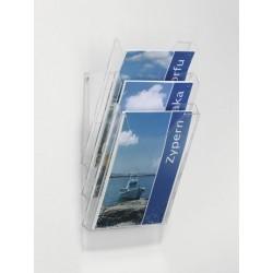 Zboží na objednávku - Combiboxx A4 set L trojitý Durable 8580
