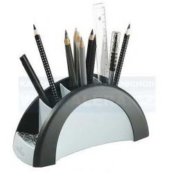 Stojánek na stůl černá stříbrná Durable 7720