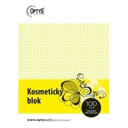 Tiskopis Kosmetický blok karbon A5, OPT 1279