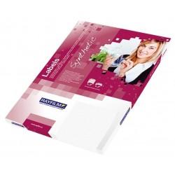 Fólie R0503 A4 10listů matná bílá samolepicí laser/inkjet