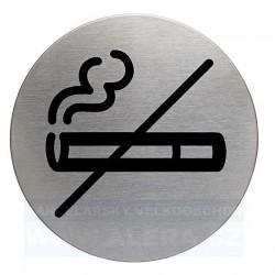 Zboží na objednávku - Informační piktogram nerez Durable 4911 Zákaz kouření