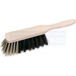 Smetáček dřevěný nelakovaný 5206/611- vlas PE