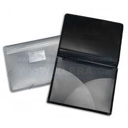 Spisové desky FOLDERMATE SSP879 na dokumenty A4 stříbrné