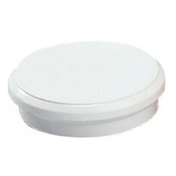 Magnet 24mm Dahle 95524 bílý v balení 10ks