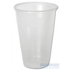 Kelímek-plast 0,2/100ks TRANSPARENTNÍ
