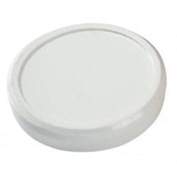Magnet 40mm Dahle 95540 bílý v balení 10ks