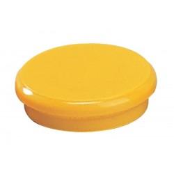 Zboží na objednávku - Magnet 24mm Dahle 95524 žlutý v balení 10ks