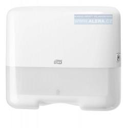 TORK 553100 Zásobník na papírové ručníky CLASSIC BOX mini NEW ZZ/C plast bílá H3
