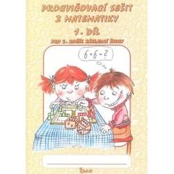 Sešit Matematika 2.třída - 1.díl