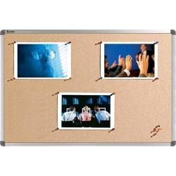 Zboží na objednávku - Tabule korek 90x180 NOBO Classic