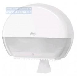 TORK 555000 Zásobník WC rolí 19-24cm T BOX MINI plast bílá T2