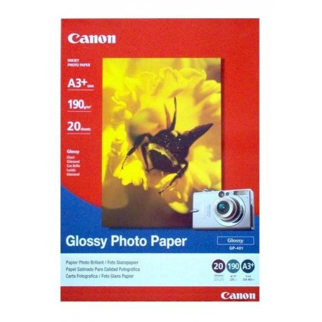 Papír Canon GP401 A3+ 190g/m2 20ks
