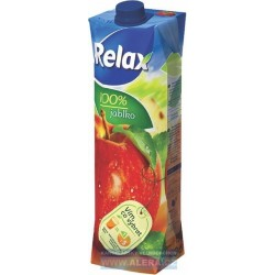 Nápoj juice RELAX 1lt jablko 100%