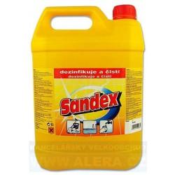 .SAVO - Sandex 5 litrů dezinf.prostředek
