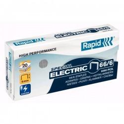 Spony do sešívačky 66/7 5000ks Rapid Electric Strong
