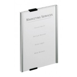 Informační tabule na dveře INFO SIGN Durable 4803 149x210,5mm