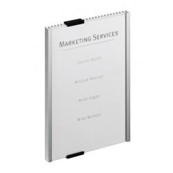 Zboží na objednávku - Informační tabule na dveře INFO SIGN Durable 4803 149x210,5mm
