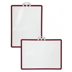 Zboží na objednávku - SHERPA rámeček A4 s úchytem Durable 5613 1ks červený
