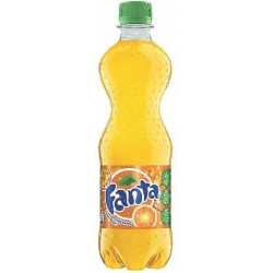Nápoj FANTA Orange 0,5l !!!! PET 12ks balení