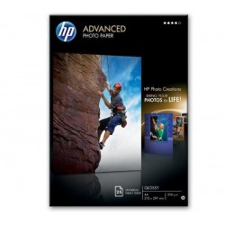 Papír HP Q5456A Advanced Photo Paper Glossy A4 250g/m2, 25listů