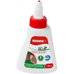 Zboží na objednávku - Lepidlo Kores White glue 60ml / i na dřevo