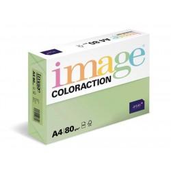 .Papír COLORACTION A4 80g/500 Forest pastelově zelená MG28