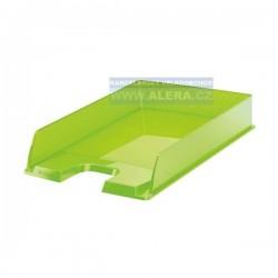 Odkladač na dokumenty Esselte EUROPOST 623597 průhledná zelená