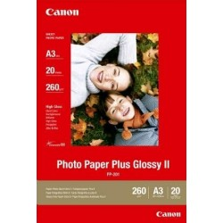 Papír Canon PP201 A3 Photo Paper Plus Glossy 260 g/m2 20ks