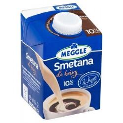 Smetana do kávy Meggle 10% 500ml krabice - DOČASNĚ NEDOSTUPNÉ - náhrada kód položky č. 21906