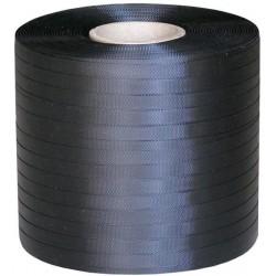 Páskovač - páska PP vázací 12mm/0,55/3000m černá - dutinka 200mm