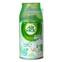 AIR WICK Fresh Matic - náplň 250ml Bílé květy - automat.osvěžovač vzduchu