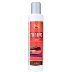 Fixativ s UV filtrem spray Koh-I-Noor 142598 300ml