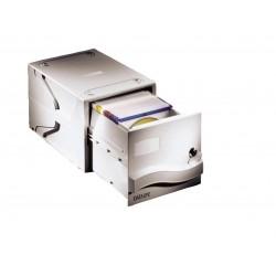 Zboží na objednávku - Box na CD ukládací Esselte 67092 160ks + plastové závěsné kapsy